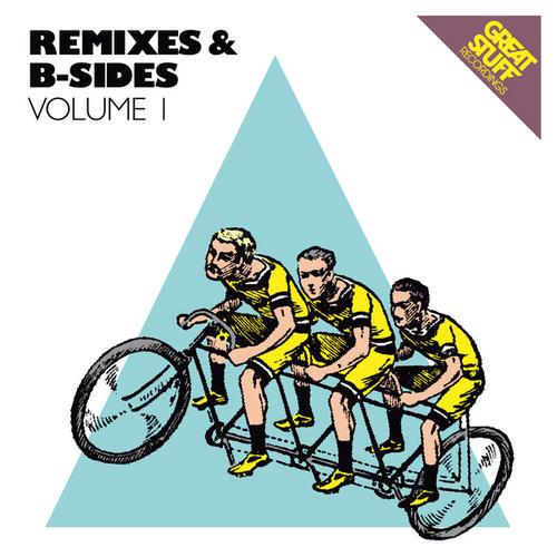 Album Art - Remixes & B-Sides Volume 1