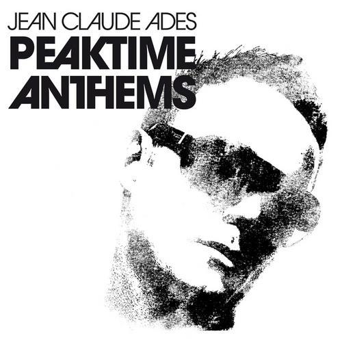 Album Art - Jean Claude Ades Peaktime Anthems