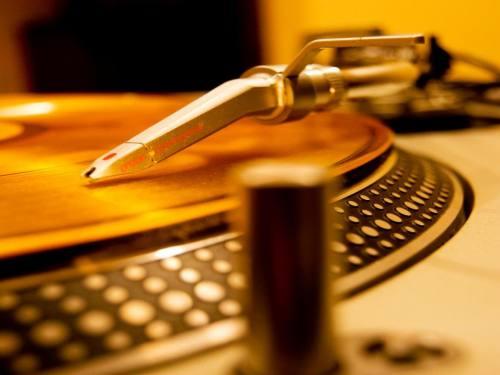 DJ Moca Logo