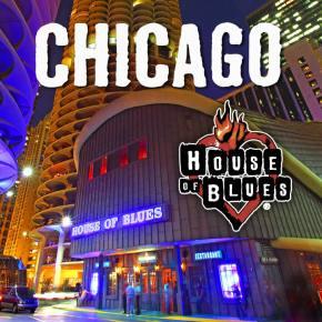 House of Blues - Chicago Logo