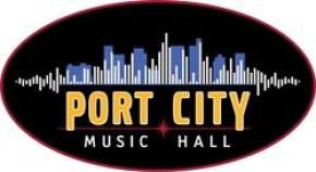 Port City Music Hall Logo