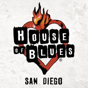 House of Blues - San Diego Logo