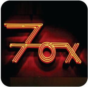 Fox Theatre - Boulder Logo