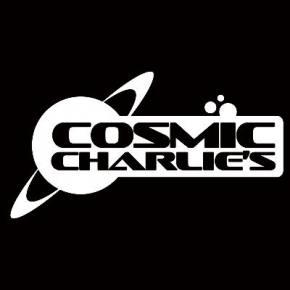 Cosmic Charlie's Logo