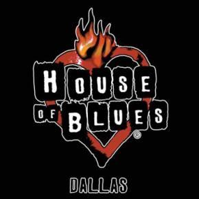 House of Blues - Dallas Logo