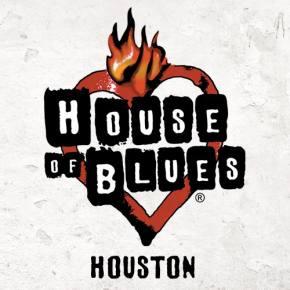 House of Blues - Houston Logo