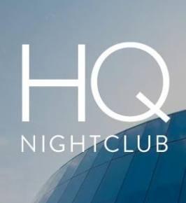 HQ Beach & Nightclub Logo
