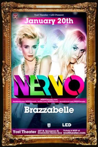 Nervo @ Yost Theater (1-20-2013)