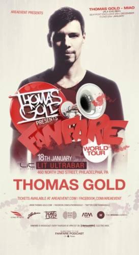 Thomas Gold @ LiT Ultrabar