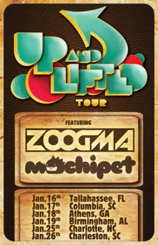 Up and Lifted: Zoogma & Mochipet @ Georgia Theatre