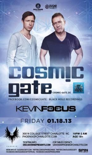 Cosmic Gate @ Phoenix