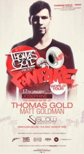 Thomas Gold @ Josephine