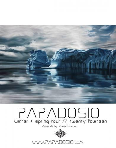 Papadosio @ Mill City Nights