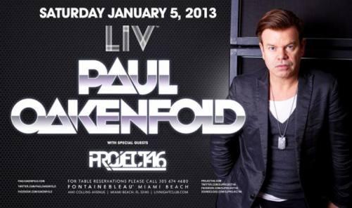 Paul Oakenfold @ LIV Nightclub (01-05-2013)