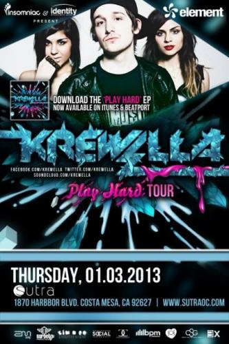 Element with Krewella