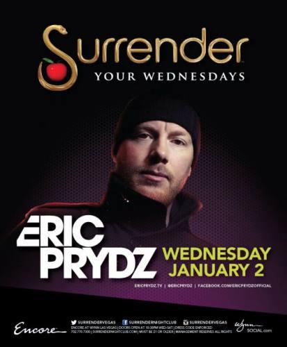 Eric Prydz @ Surrender Nightclub