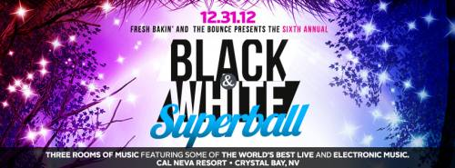 Sixth Annual Black and White SUPERBALL