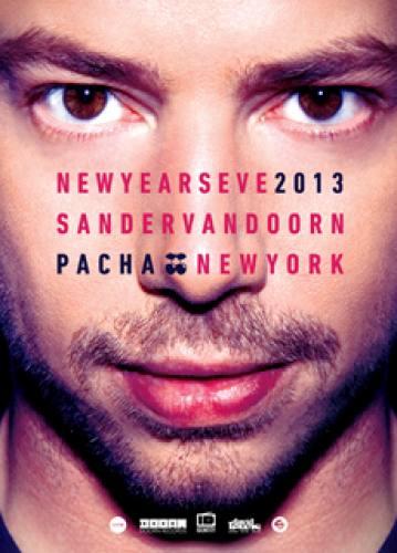 Sander van Doorn @ Pacha NYC