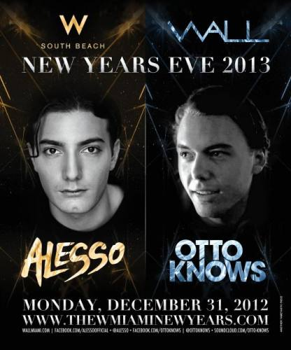 Alesso @ Wall at the W Hotel