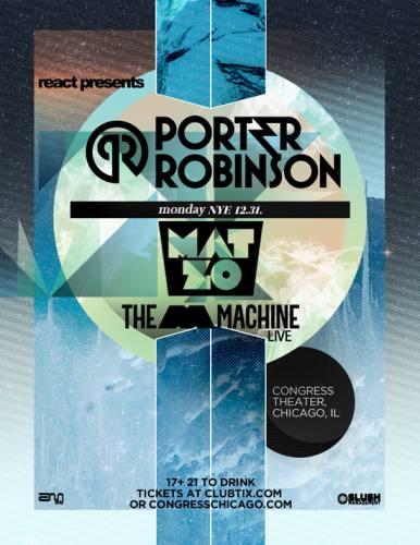 PORTER ROBINSON - NEW YEARS EVE
