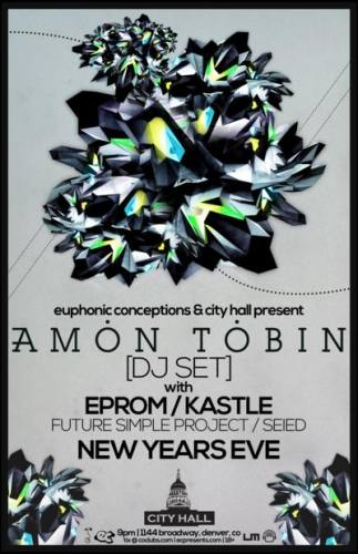 Amon Tobin NYE @ City Hall
