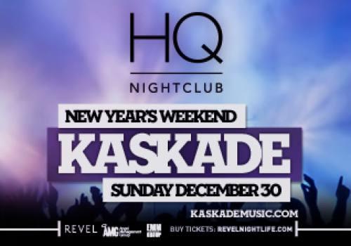 Kaskade @ HQ Nightclub
