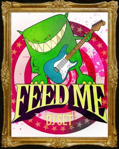 Feed Me @ Yost Theater