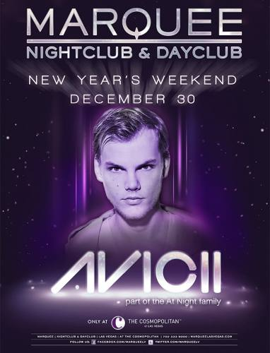 Avicii @ Marquee Nightclub (12-30-2012)