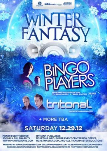 Bingo Players & Tritonal @ Pharr Events Center