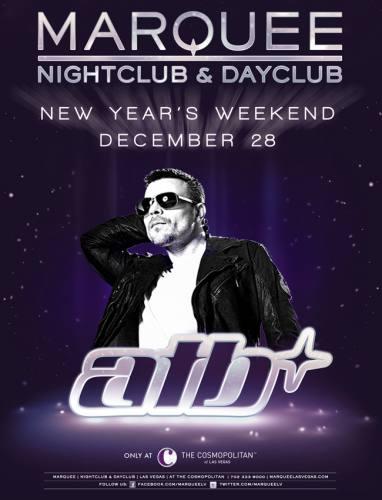 ATB @ Marquee Nightclub (12-28-2012)