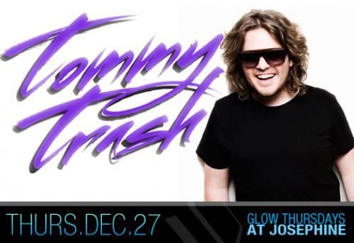 Tommy Trash @ Josephine (12-27-2012)