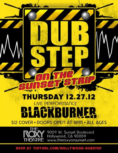 Dubstep on the Sunset Strip