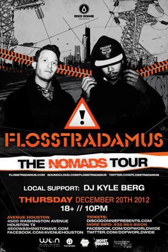 Flosstradamus @ 4500 Washington Avenue