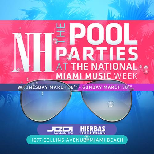 NEVER SAY NEVER Pool Party w/ Sasha & Friends