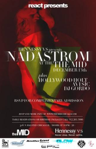 Nadastrom at The Mid