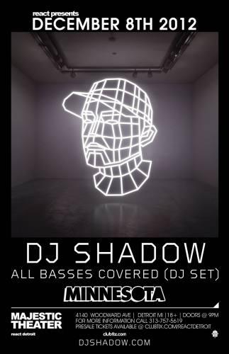 12.8 DJ Shadow: Detroit