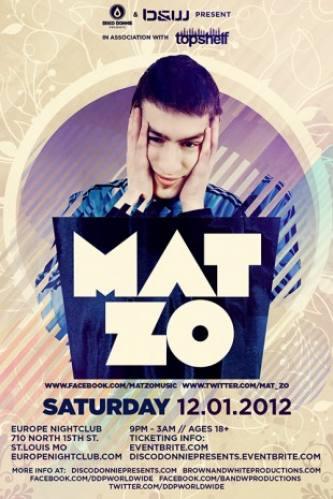 Mat Zo @ Club Europe