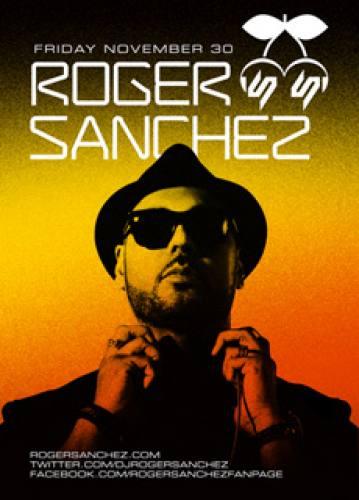 Roger Sanchez @ Pacha NYC