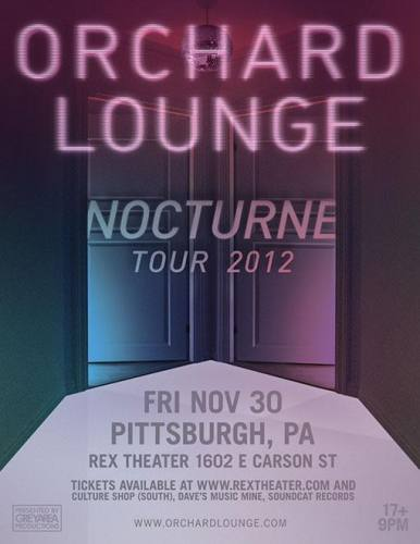 Orchard Lounge @ Rex Theater