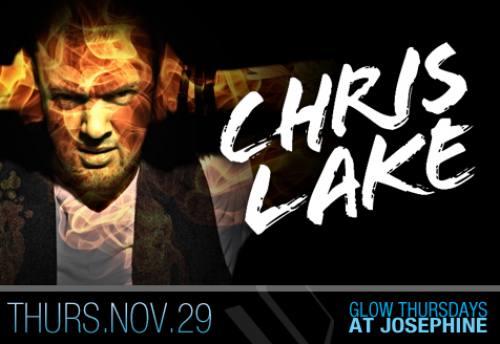 Chris Lake @ Josephine