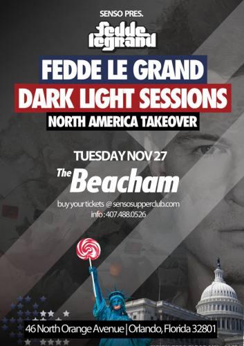 Fedde Le Grand @ The Beacham