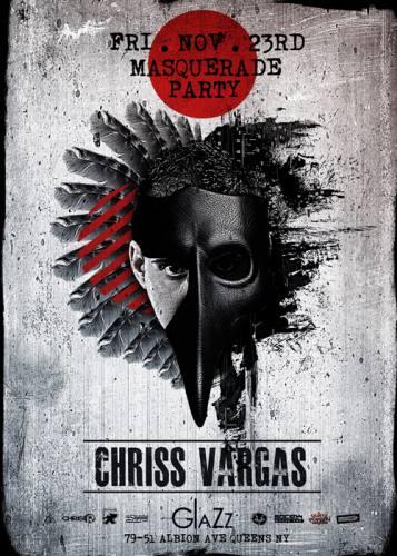 Glazz House Black Friday w/ Chriss Vargas 11/23