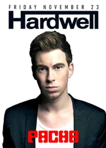 Hardwell @ Pacha NYC