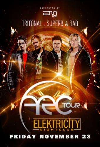 Tritonal and Super8 & Tab @ Elektricity