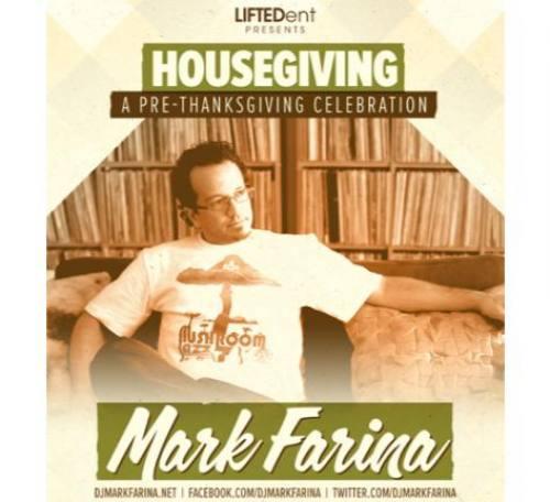 Mark Farina @ Spin Nightclub