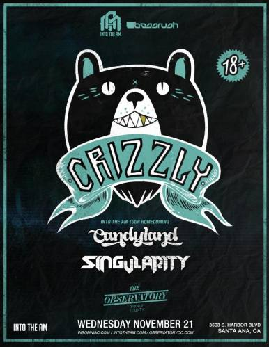 Crizzly @ The Observatory