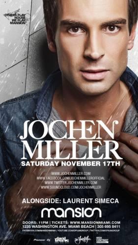 Jochen Miller @ Mansion