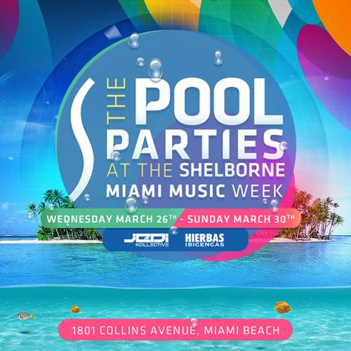 Cedric Gervais & Friends @ Shelborne South Beach