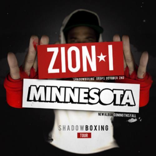 Zion I & Minnesota @ Terminal West