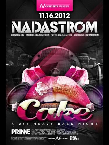 Nadastrom @ PRIME